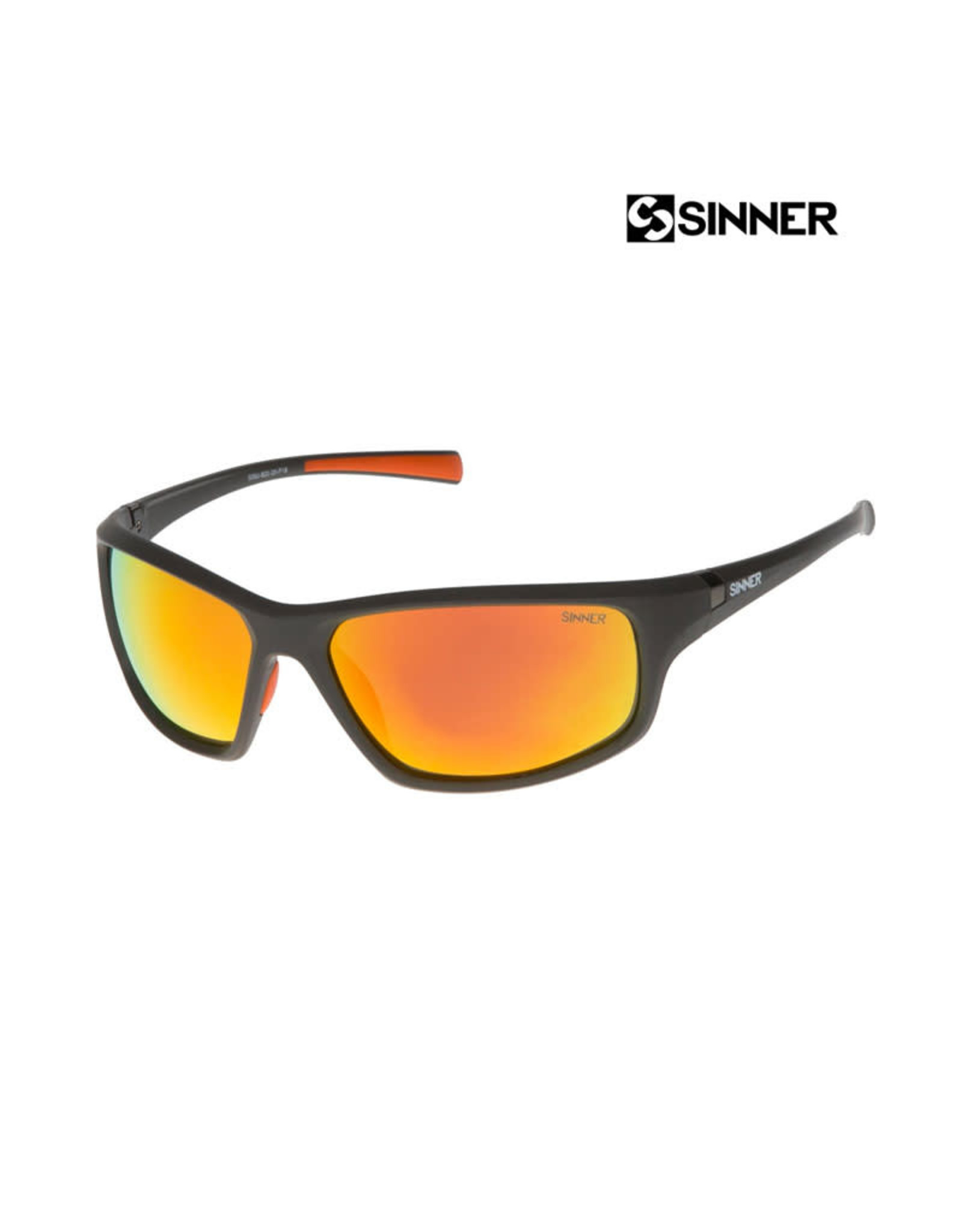 SINNER SINNER FONDS MT Dark grey-Sintec Smoke Zonnebril