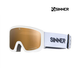SINNER SKIBRIL SINNER DUCK MOUNTAIN Mat white Jr.