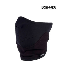 SINNER Face Mask Black Sz Uni