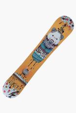 NIKITA Snowboard NIKITA Sideway Sista Lengte 1.50m Beer Gebruikt