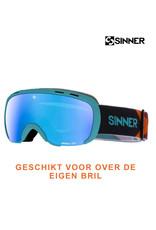 SINNER SKIBRIL SINNER MARBLE OTG Blue- Full blue Mirror