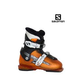 SALOMON Skischoenen  T2 (Oranje) Gebruikt