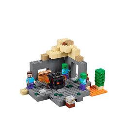 LEGO 21119 The Dungeon MINECRAFT