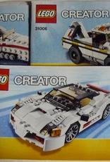 LEGO LEGO 31006 Highway Speedster CREATOR
