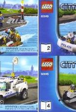 LEGO LEGO 60045 Police Patrol CITY
