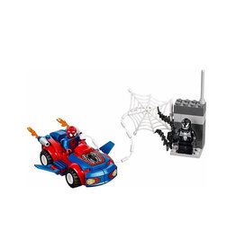 LEGO 10665 Spider-Car Pursuit JUNIORS