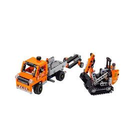 LEGO 42060 Roadwork Crew TECHNIC