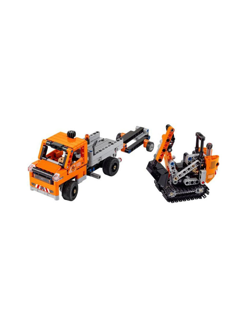 LEGO LEGO 42060 Roadwork Crew TECHNIC