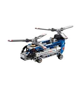 LEGO 42020 Twin-rotor Helicopter TECHNIC