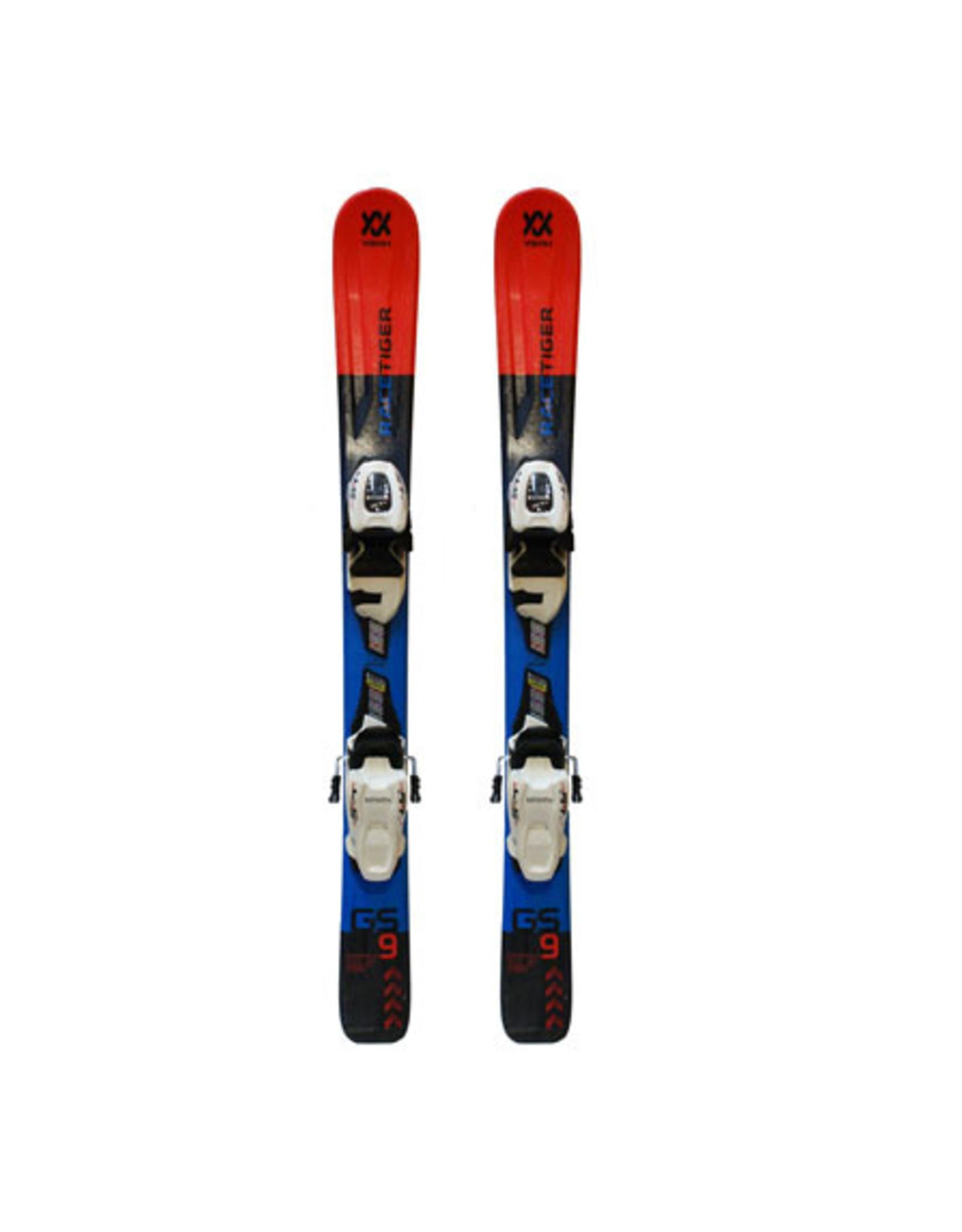 VOLKL Volkl Racetiger GS jr Ski's Gebruikt 90cm