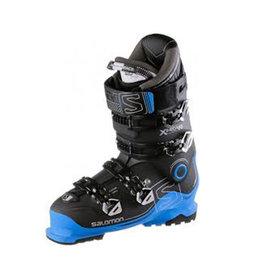 SALOMON Skischoenen Xpro 120 Zwart/Blauw Gebruikt 43 (mondo 28)