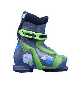 ELAN Skischoenen ELAN U-Flex (Groen/blauw) Gebruikt 29 (mondo 18.5)