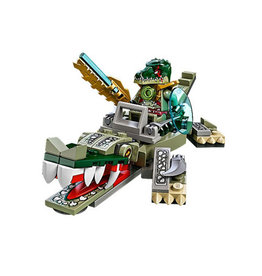 LEGO 70126 Crocodile Legend Beast CHIMA