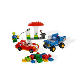 LEGO 5898 Cars Building Set JUNIOR CREATOR