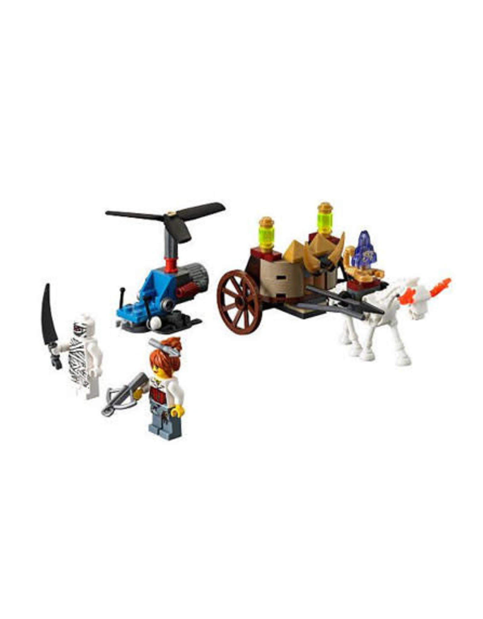 LEGO LEGO 9462 The Mummy MONSTER FIGHTERS