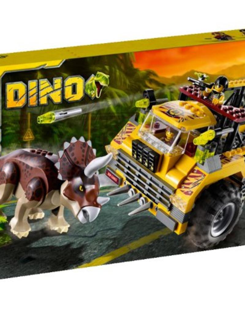 LEGO LEGO 5885 Triceratops Trapper DINO