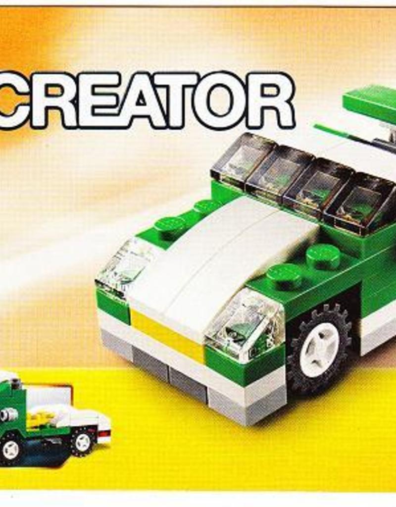 LEGO LEGO 6910 Mini Sports Car CREATOR