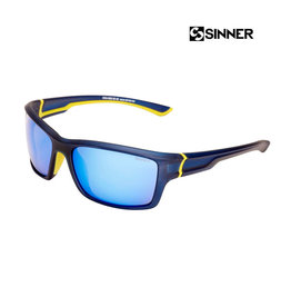 SINNER CAYO Blue / Yellow-PC Smoke Ice Blue
