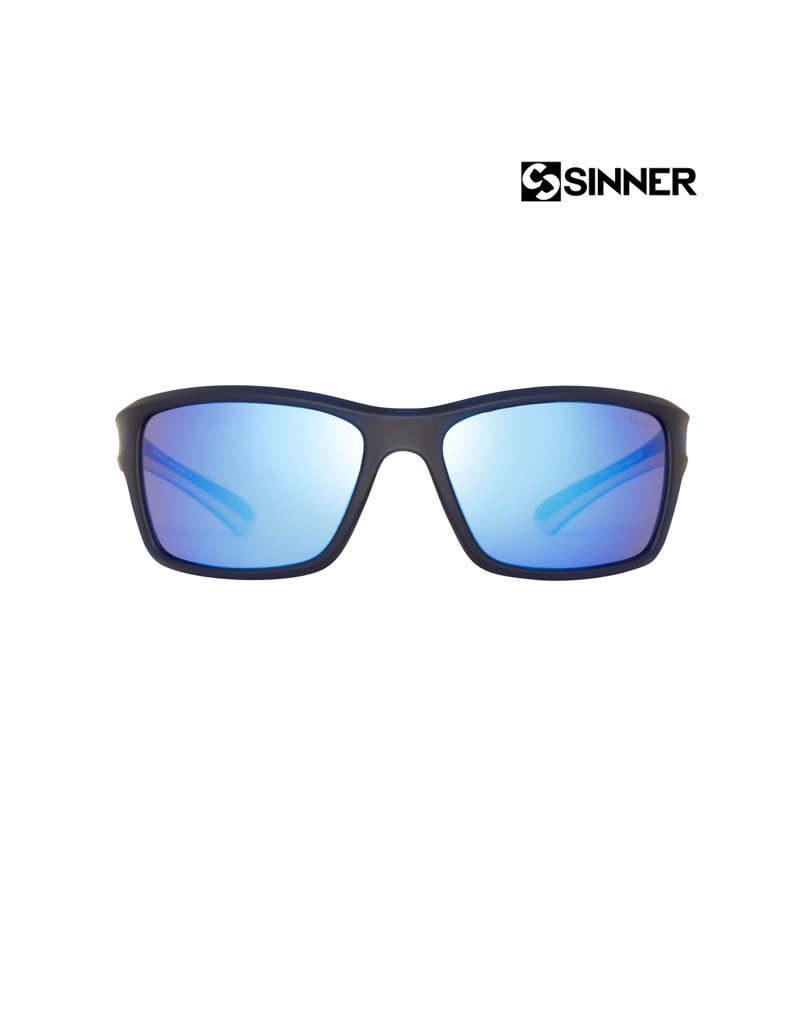 SINNER SINNER CAYO Blue / Yellow-PC Smoke Ice Blue