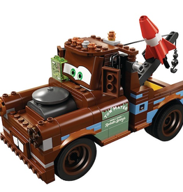 LEGO 8677 Ultimate Build Mater CARS