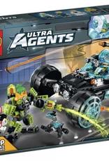 LEGO LEGO 70169 Agent Stealth Patrol ULTRA AGENTS