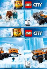 LEGO LEGO 60195 Arctic Mobile Exploration Base CITY