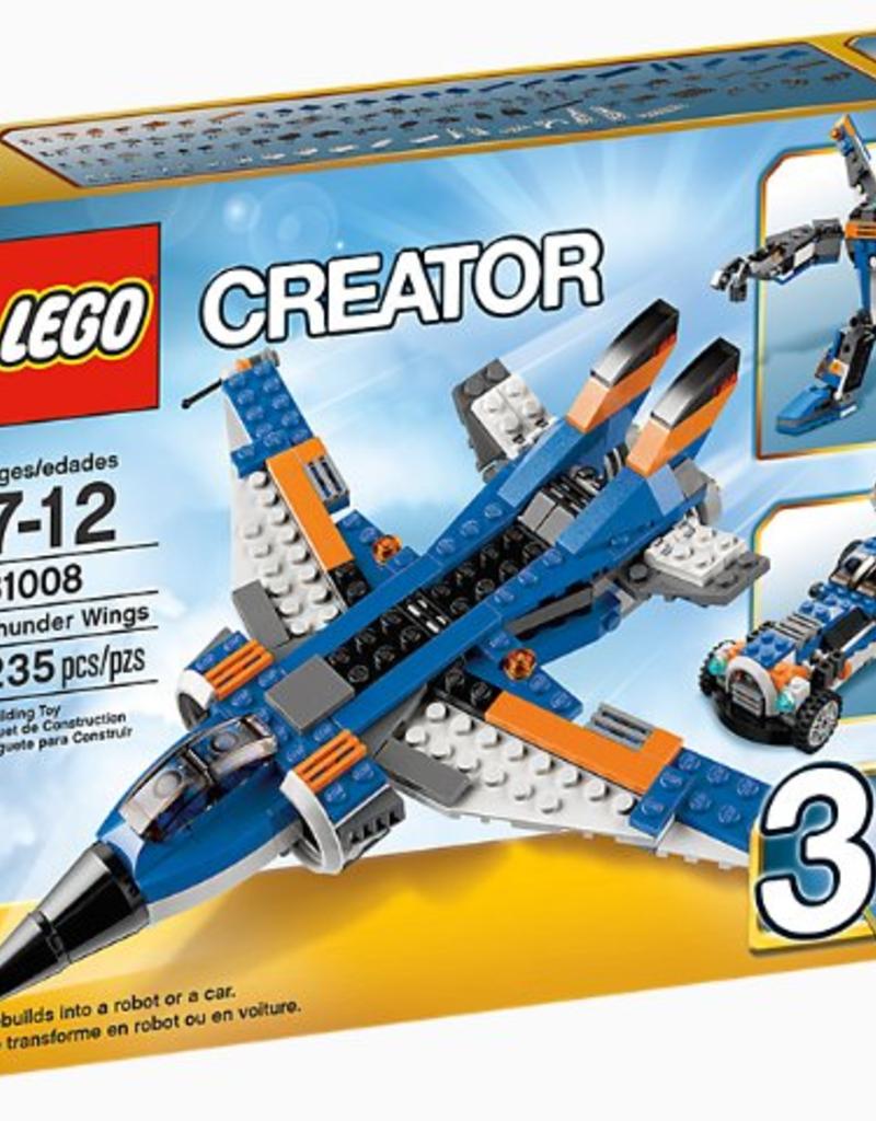 LEGO LEGO 31008 Thunder Wings CREATOR