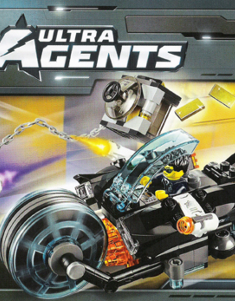 LEGO LEGO 70167 Invizable Gold Getaway ULTRA AGENTS