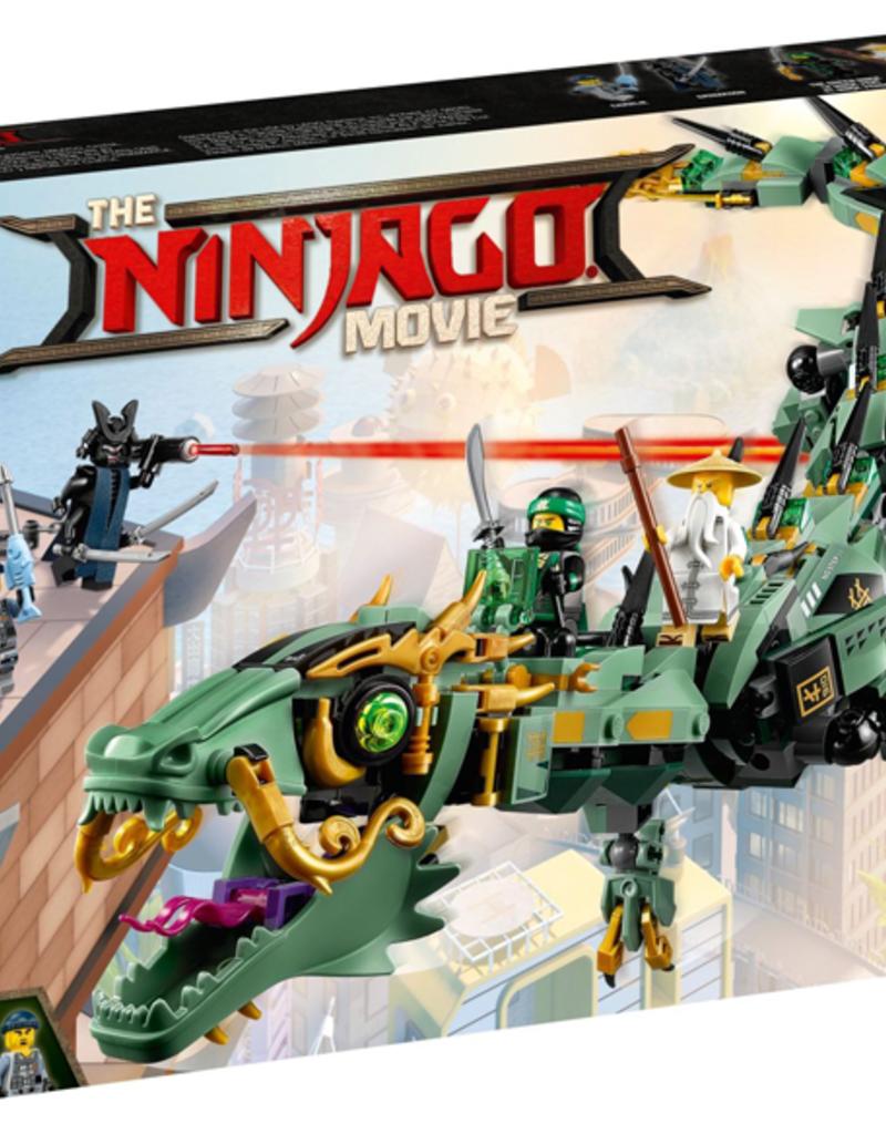 LEGO LEGO 70612 Green Ninja Mech Dragon NINJAGO