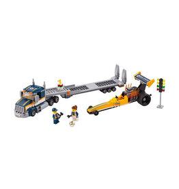 LEGO 60151 Dragster Transporter CITY