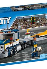 LEGO LEGO 60151 Dragster Transporter CITY