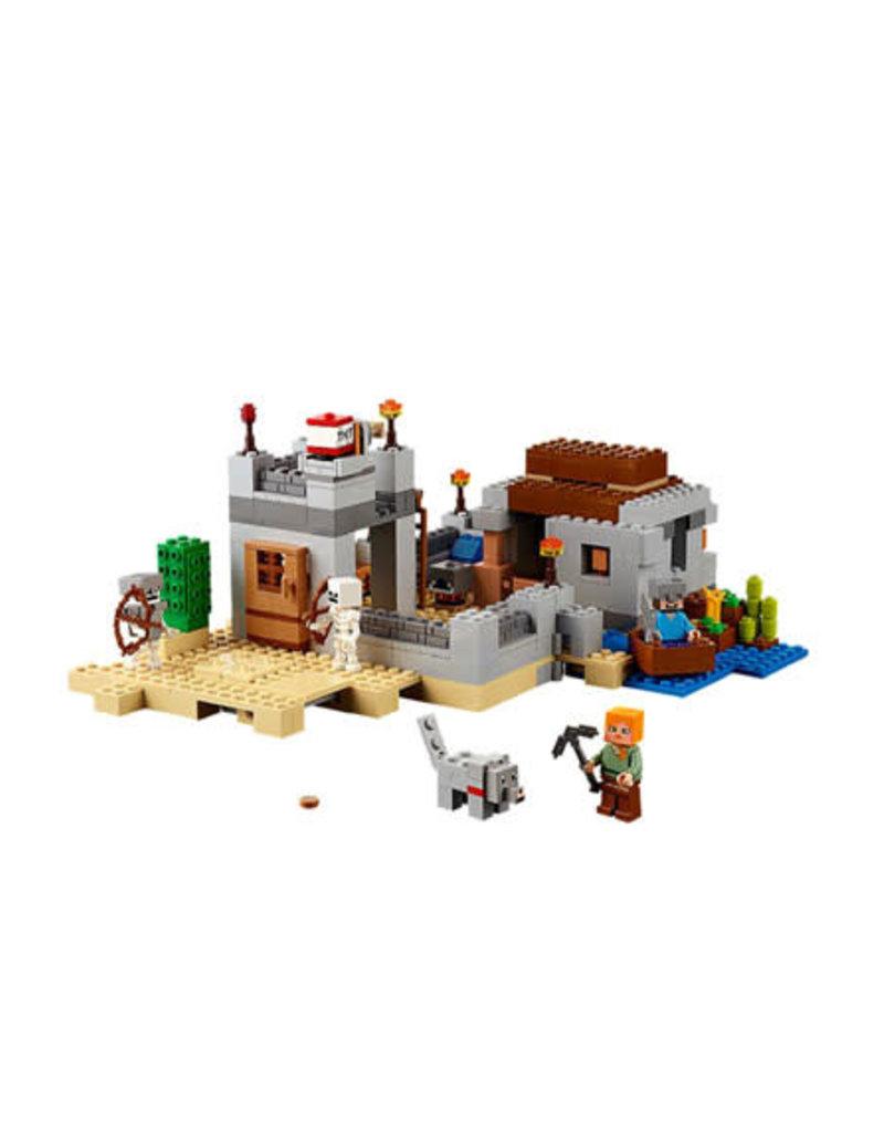 LEGO LEGO 21121 The Desert Outpost MINECRAFT