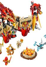 LEGO LEGO 70146 Flying Phoenix Fire Temple CHIMA