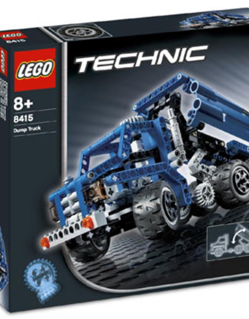LEGO LEGO 8415 Dump Truck TECHNIC