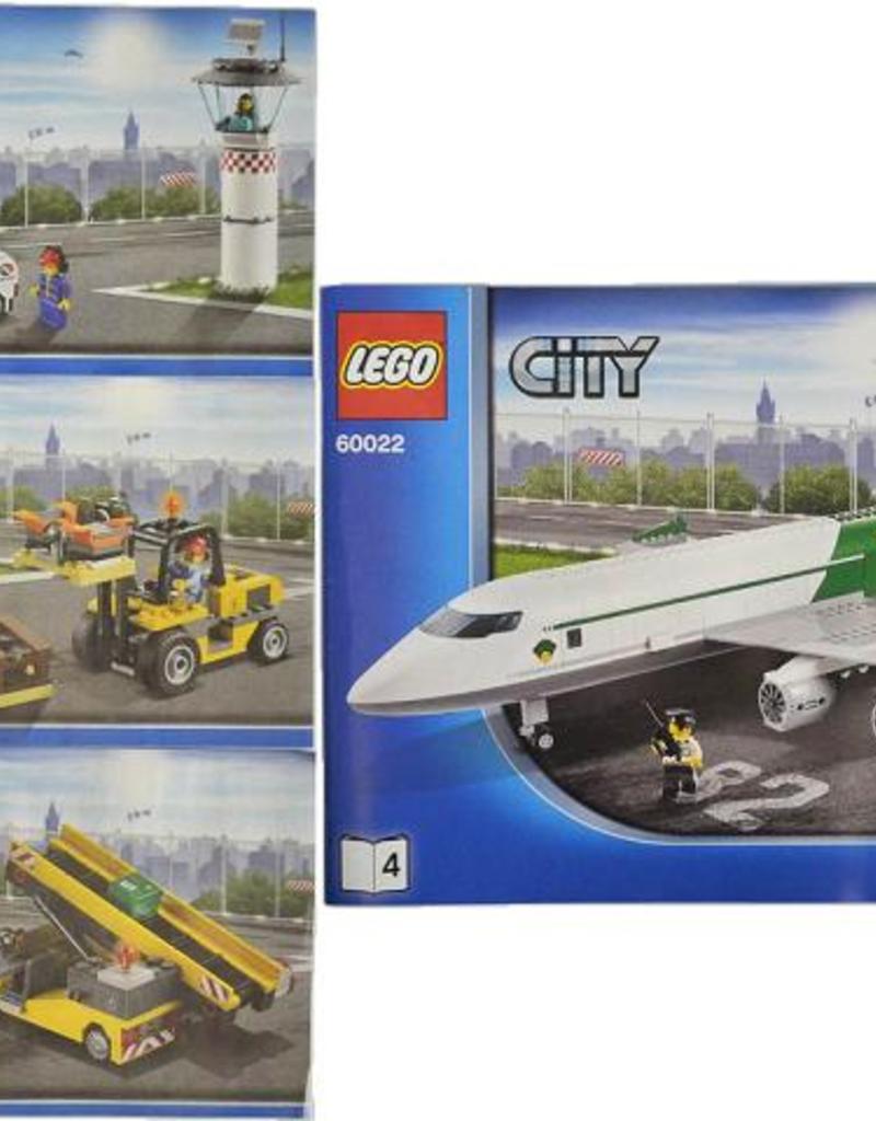 LEGO LEGO 60022 Cargo Terminal CITY