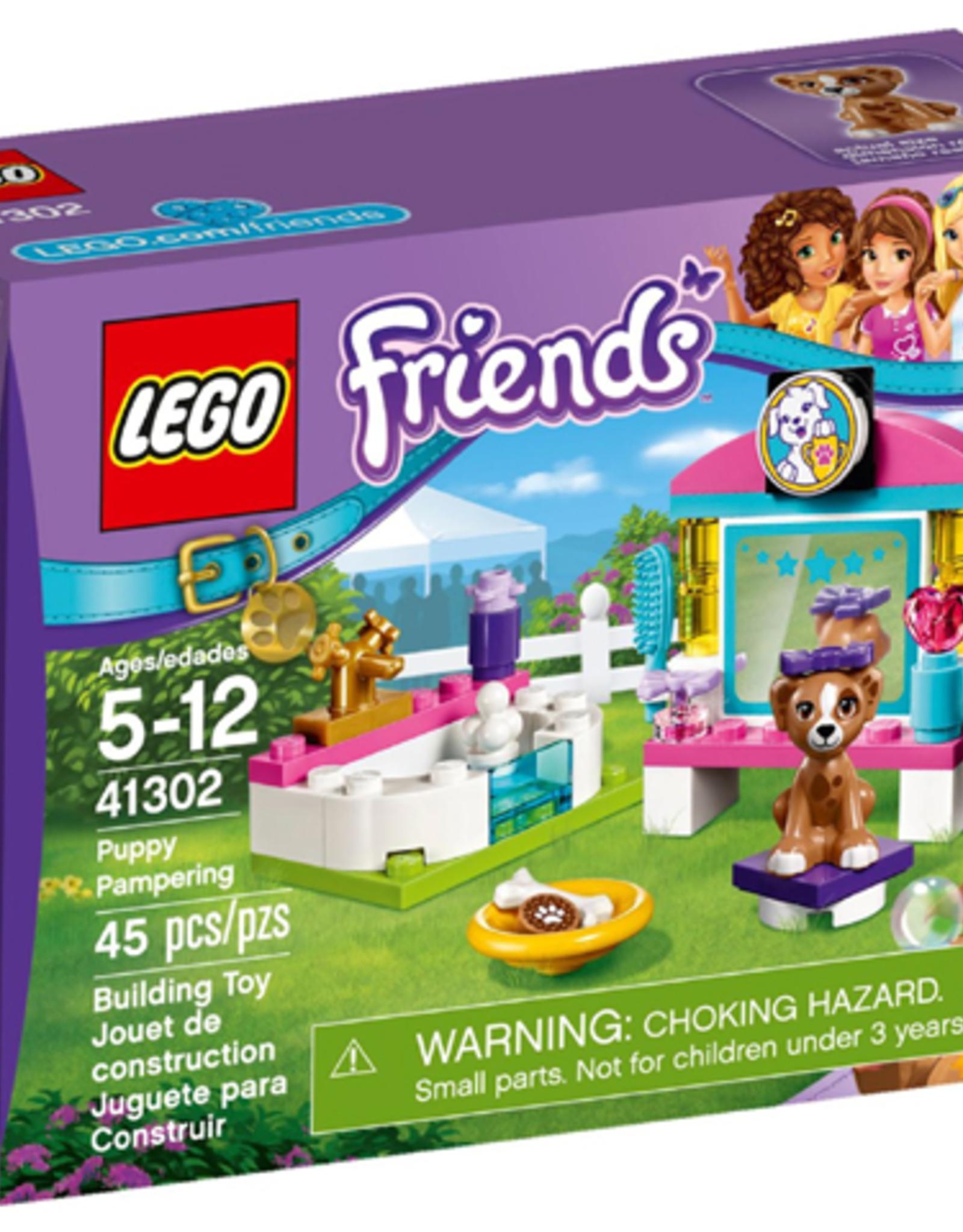 LEGO LEGO 41302 Puppy Pampering FRIENDS
