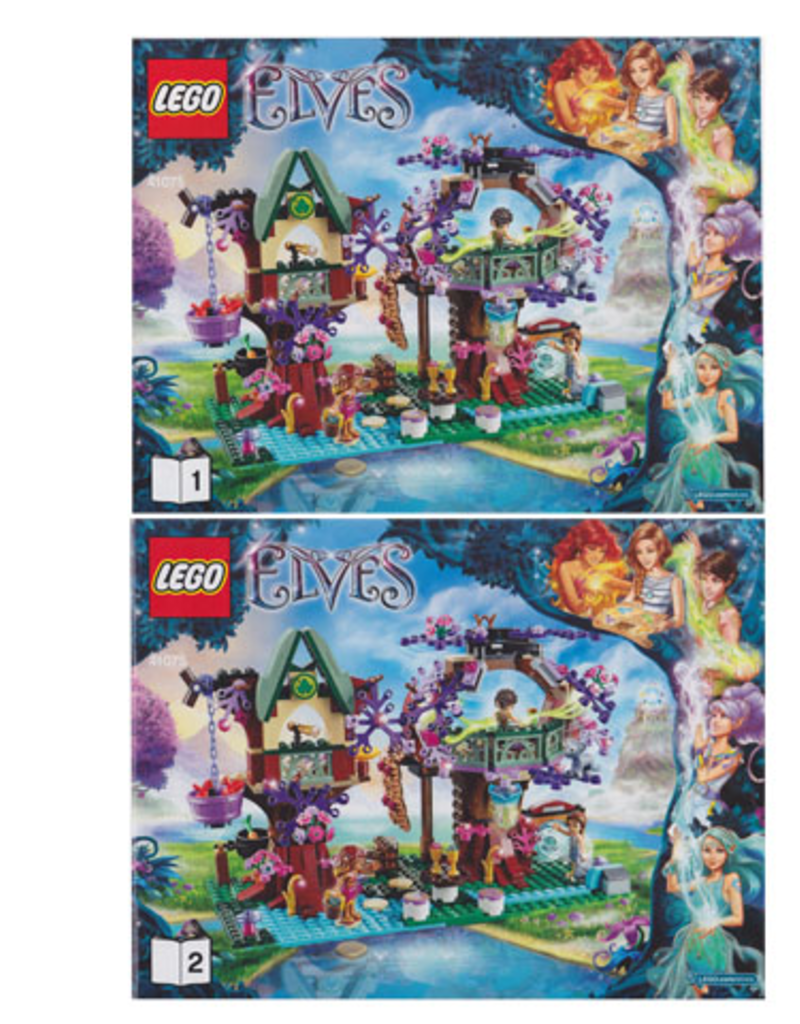 LEGO LEGO 41075 The Elves' Treetop Hideaway ELVES