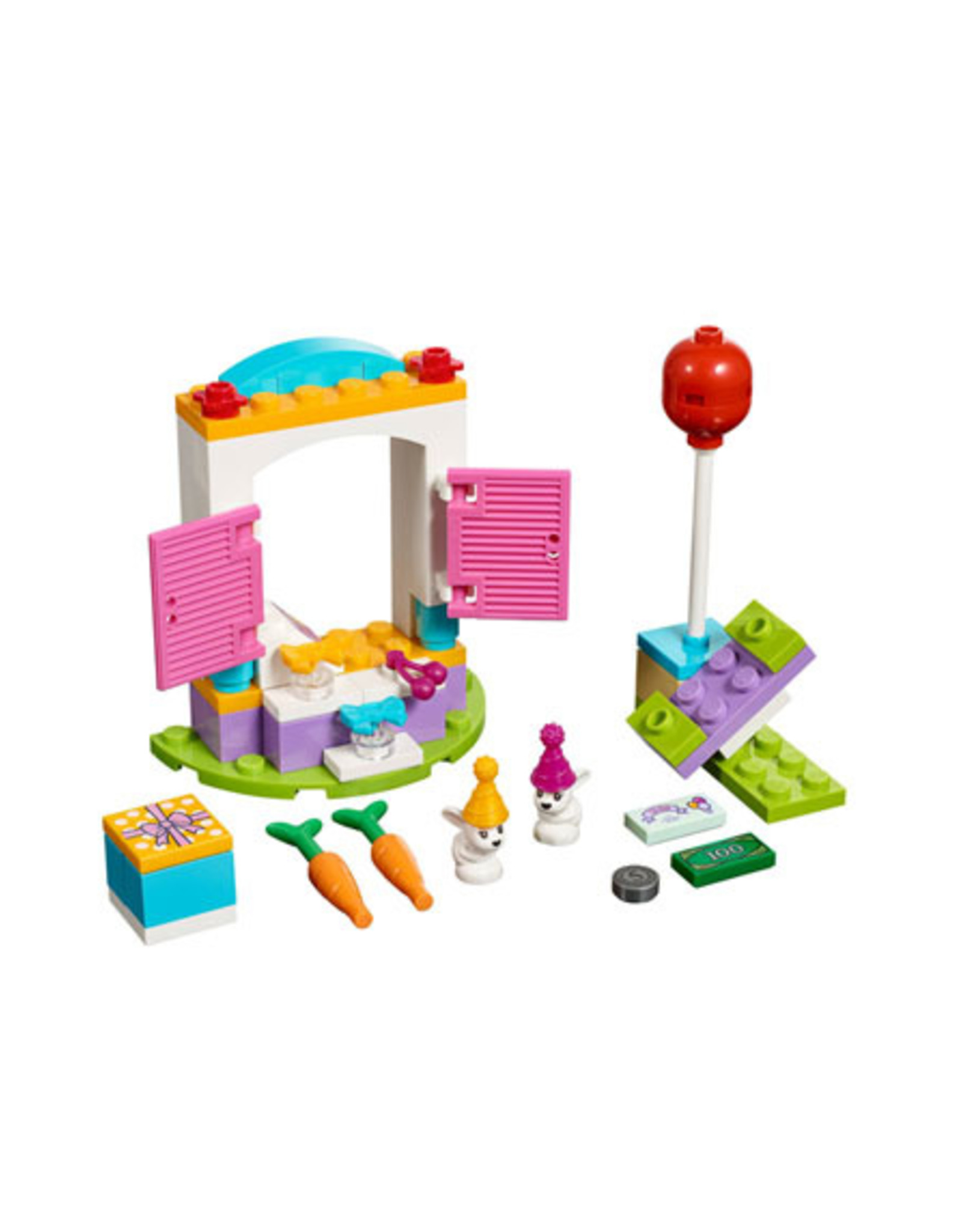 LEGO LEGO 41113 Party Gift Shop FRIENDS