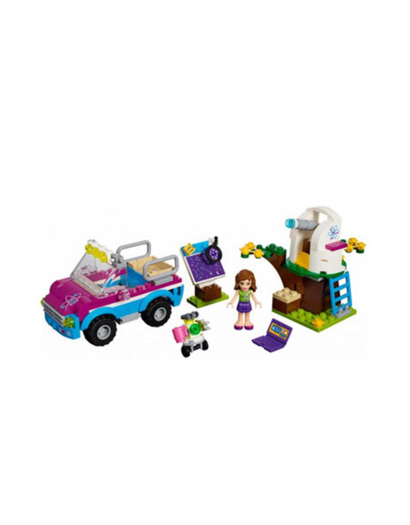 LEGO LEGO 41116 Olivia's Exploration Car FRIENDS