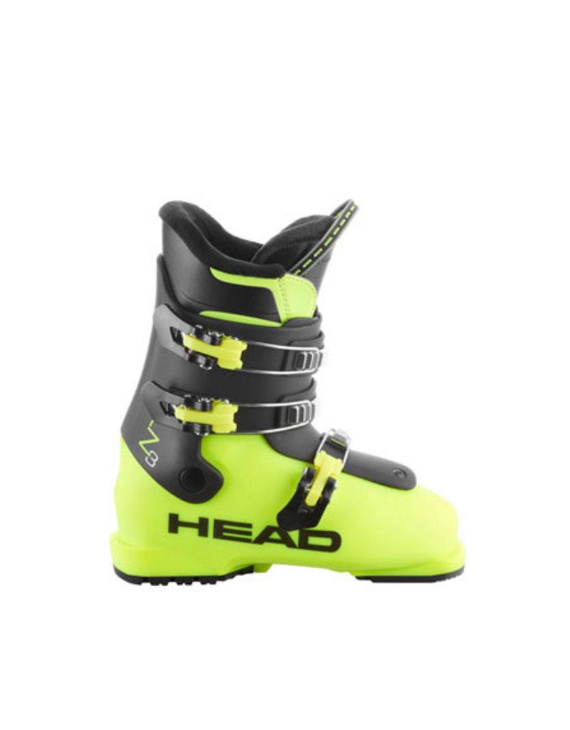 HEAD Skischoenen Head Z3 Yellow/Black Gebruikt
