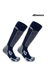 NORDICA NORDICA SKISOKKEN High Perf. Women Dk Blue/White 39-42