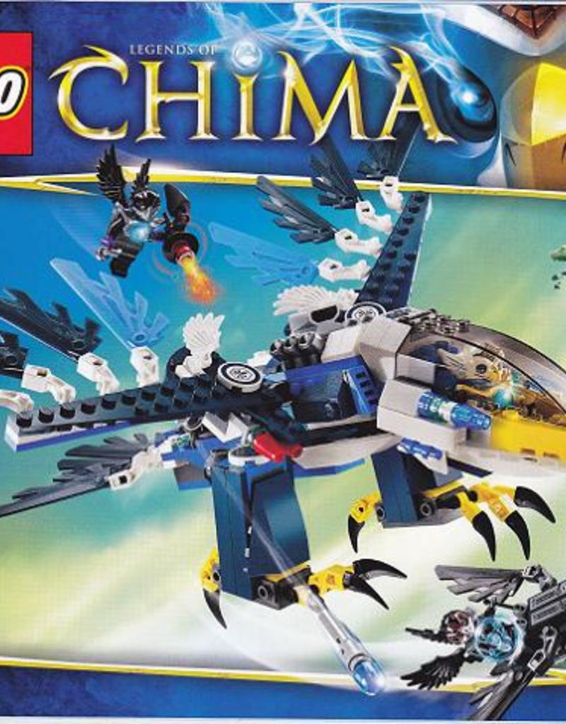 LEGO LEGO 70003 Eris' Eagle Interceptor CHIMA