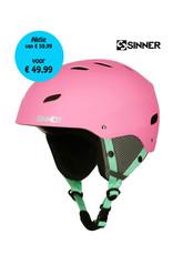 SINNER Helm Sinner Bingham Mat Pink
