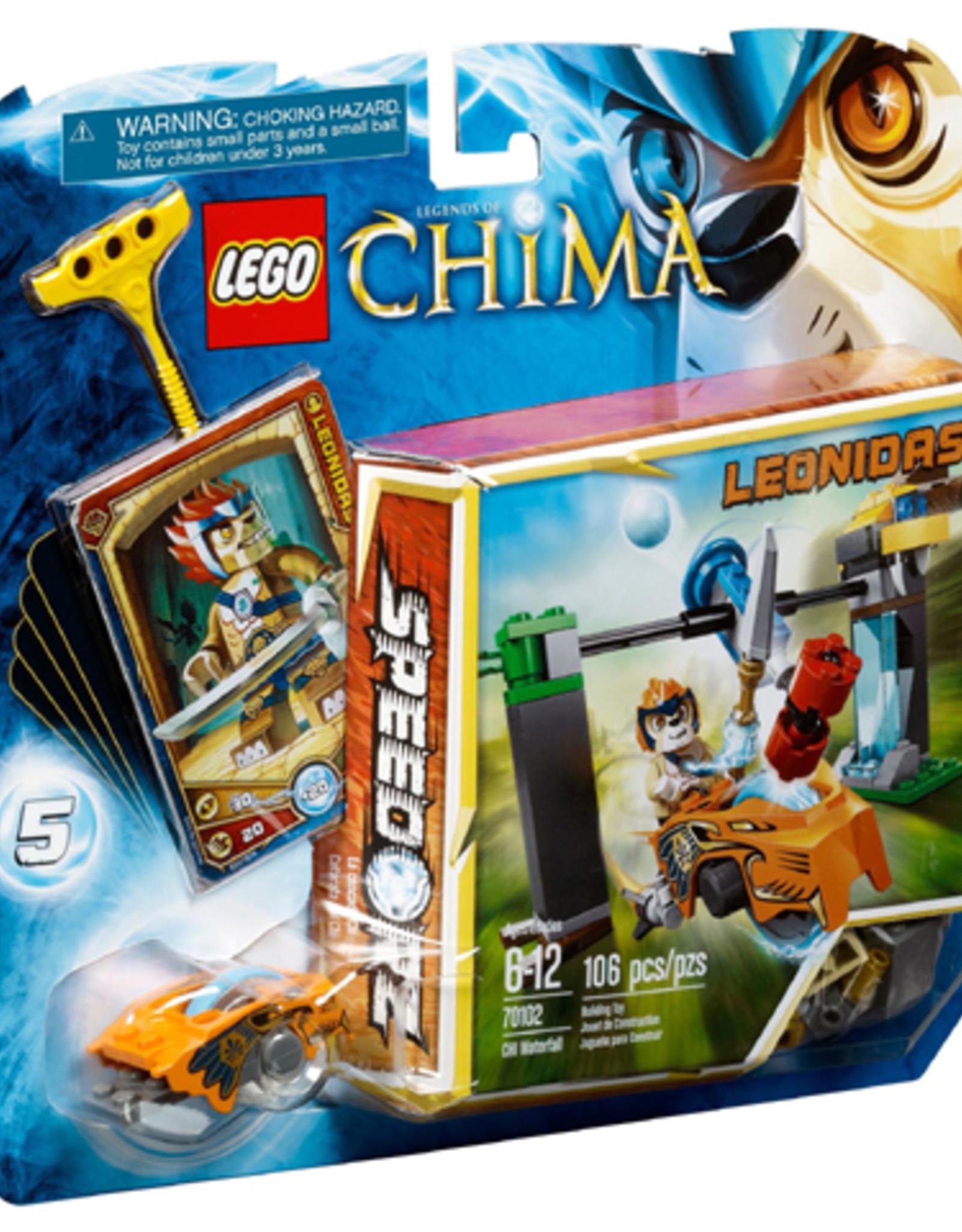 LEGO LEGO 70102 CHI Waterfall CHIMA