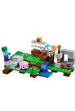 LEGO 21123 The Iron Golem MINECRAFT