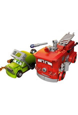 LEGO LEGO 9484 Red's Water Rescue CARS