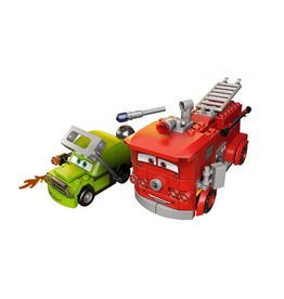 LEGO 9484 Red's Water Rescue CARS