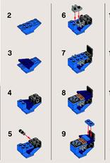 LEGO LEGO 30292 Jay NanoMech NINJAGO