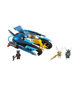 LEGO 70013 Equila's Ultra Striker CHIMA