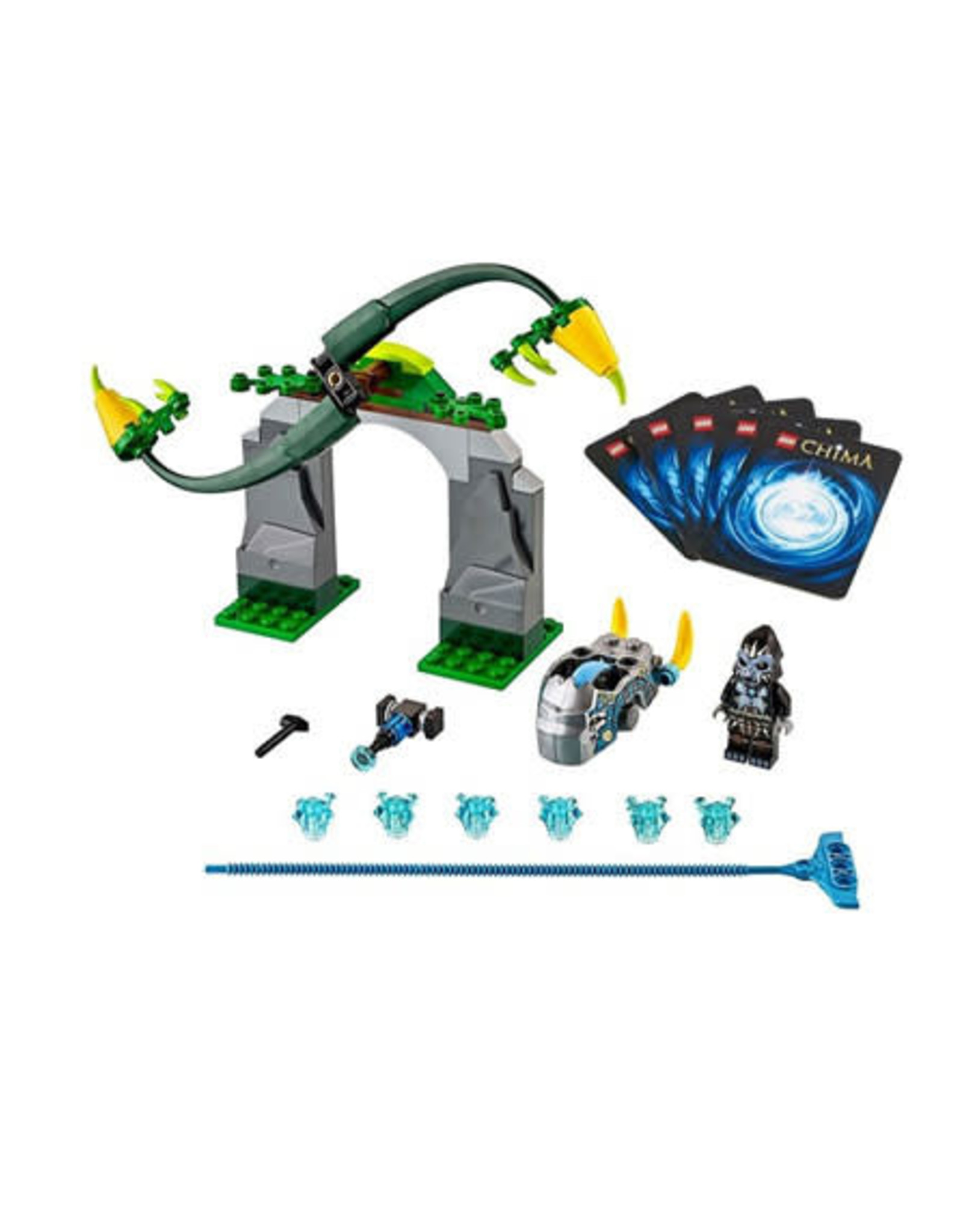 LEGO LEGO 70109 Whirling Vines CHIMA